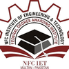 NFC Institute of Engineering and Technology logo
