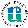 Nihon Fukushi University logo