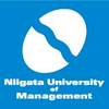 Niigata University of Management logo