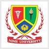 NIMS University logo