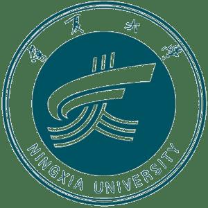 Ningxia University logo