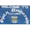 Njala University logo