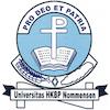 Nommensen HKBP University logo