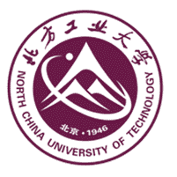 North China University of Technology logo