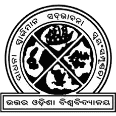 North Orissa University logo
