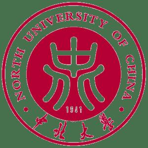 North University of China logo