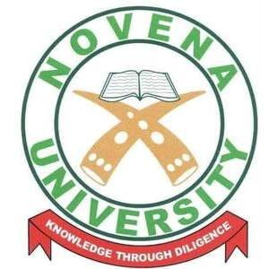 Novena University logo