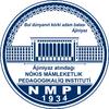 Nukus State Pedagogical Institute logo