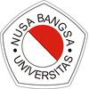 Nusa Bangsa University logo