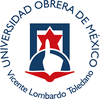 Obrera de Mexico University logo