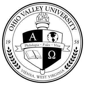 Ohio Valley University logo