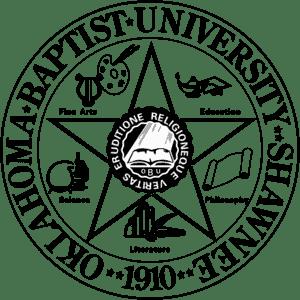 Oklahoma Baptist University logo
