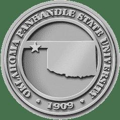 Oklahoma Panhandle State University logo