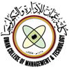 Oman College of Management and Technology logo