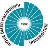 Omer Halisdemir University logo