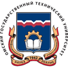 Omsk State Technical University logo