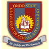 Ondo State University of Science and Technology logo