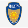 Oriental University logo