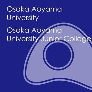 Osaka Aoyama University logo
