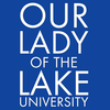 Our Lady of the Lake University logo