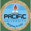 Pacific University, India logo