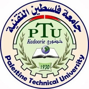 Palestine Technical University Kadoorie logo