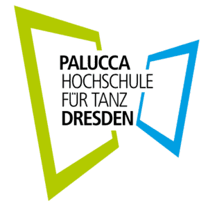 Palucca University of Dance Dresden logo