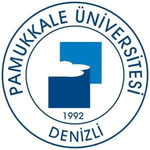 Pamukkale University logo