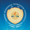 Pandit Deendayal Petroleum University logo