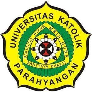 Parahyangan Catholic University logo