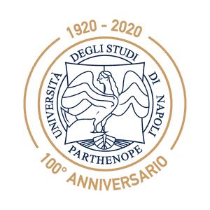 Parthenope University of Naples logo