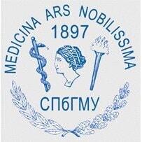 Pavlov First Saint Petersburg State Medical University logo