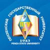 Penza State University logo