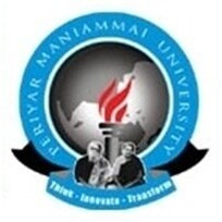 Periyar Maniammai Institute of Science and Technology logo
