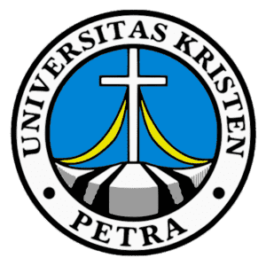 Petra Christian University logo