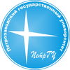 Petrozavodsk State University logo