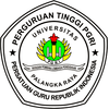 PGRI University of Palangkaraya logo