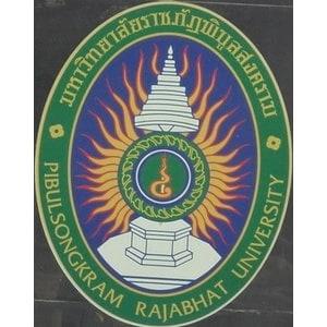 Pibulsongkram Rajabhat University logo