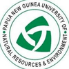 PNG University of Natural Resources and Environment logo