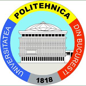 Politehnica University of Bucharest logo