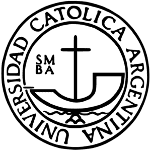 Pontifical Catholic University of Argentina logo