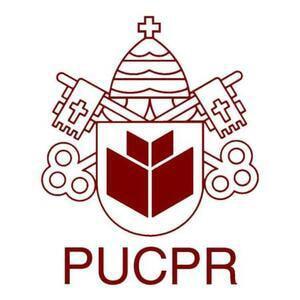 Pontifical Catholic University of Parana logo
