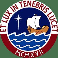 Pontifical Catholic University of Peru logo