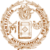 Pontifical University Antonianum logo