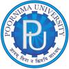 Poornima University logo