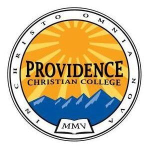 Providence Christian College logo