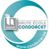 Provincial University College of Hainaut-Condorcet logo