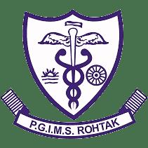 Pt. Bhagwat Dayal Sharma University of Health Sciences logo