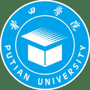 Putian University logo