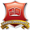 Qarshi University logo